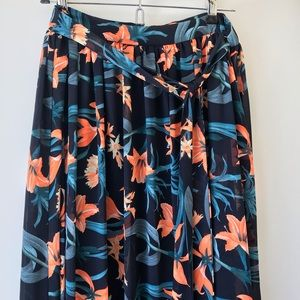 Windsor Long Floral Maxi Skirt